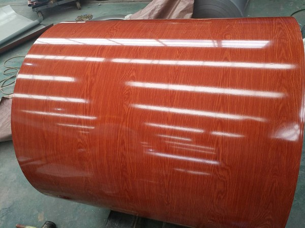 Color coated steel coilsXuzhou Jia Li Duo Import and Export Co., Ltd.